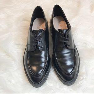 Shoes - NWOT Zara Trafaluc Lace Up Oxfords 40